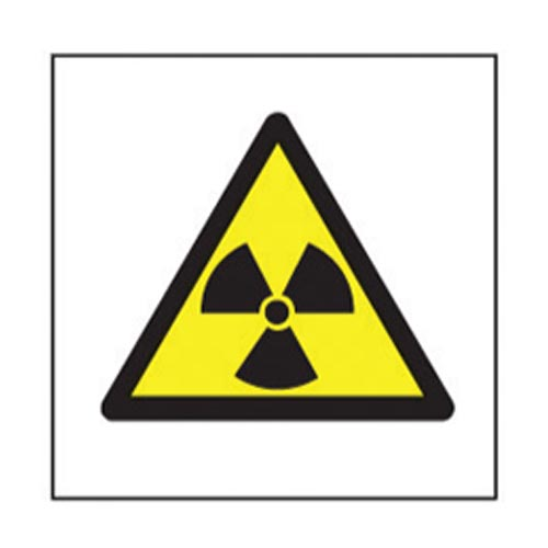 Radioactive Hazard Symbol - ClipArt Best