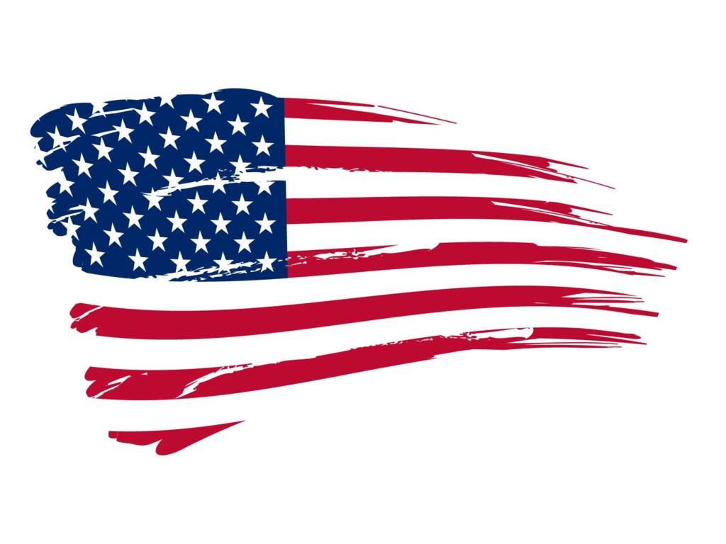 usa flag clipart best