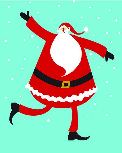 Whimsical christmas clip art clipart best for Cool christmas art