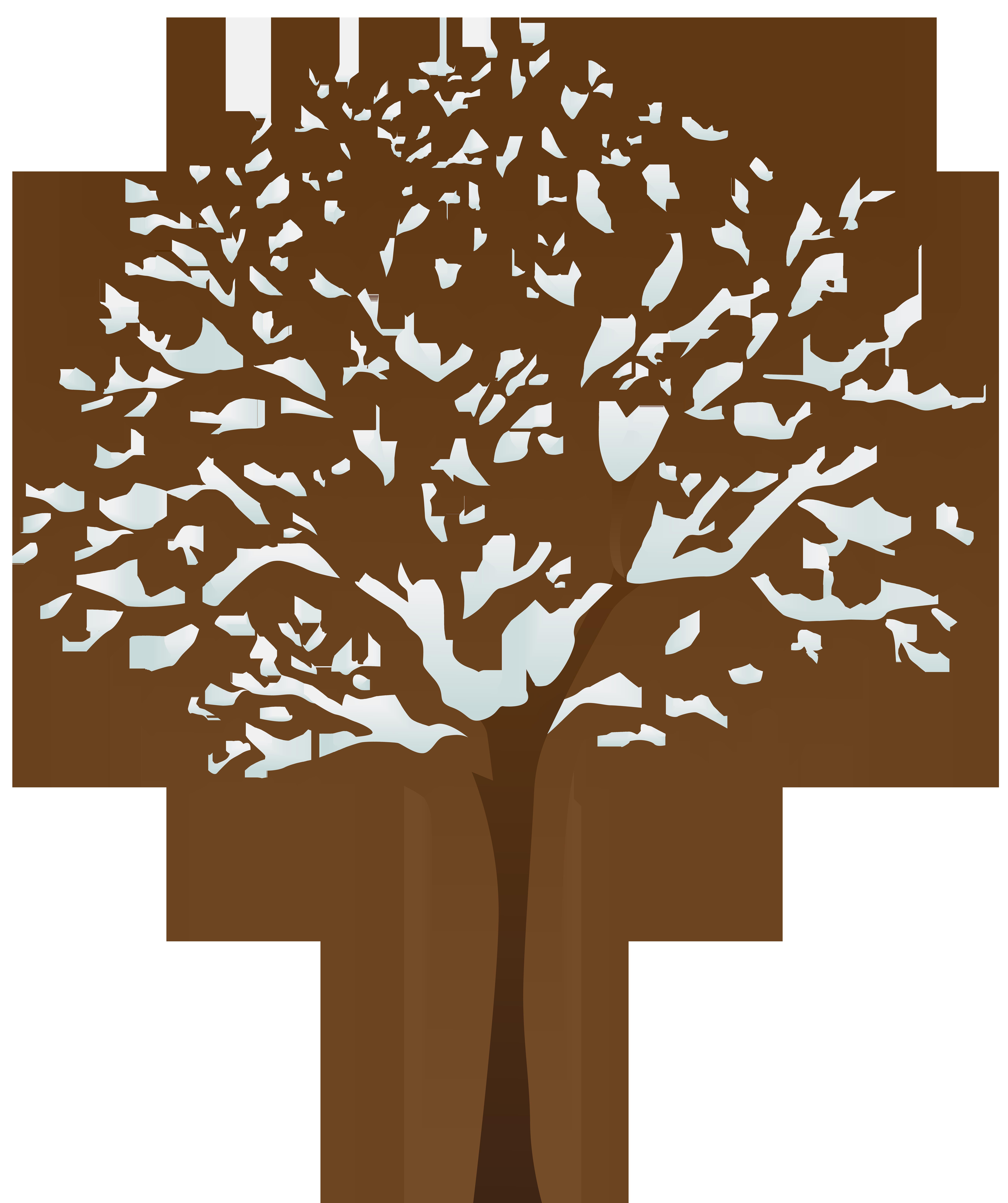 Winter Tree Clip Art - ClipArt Best