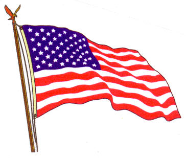 Image result for american flag white background