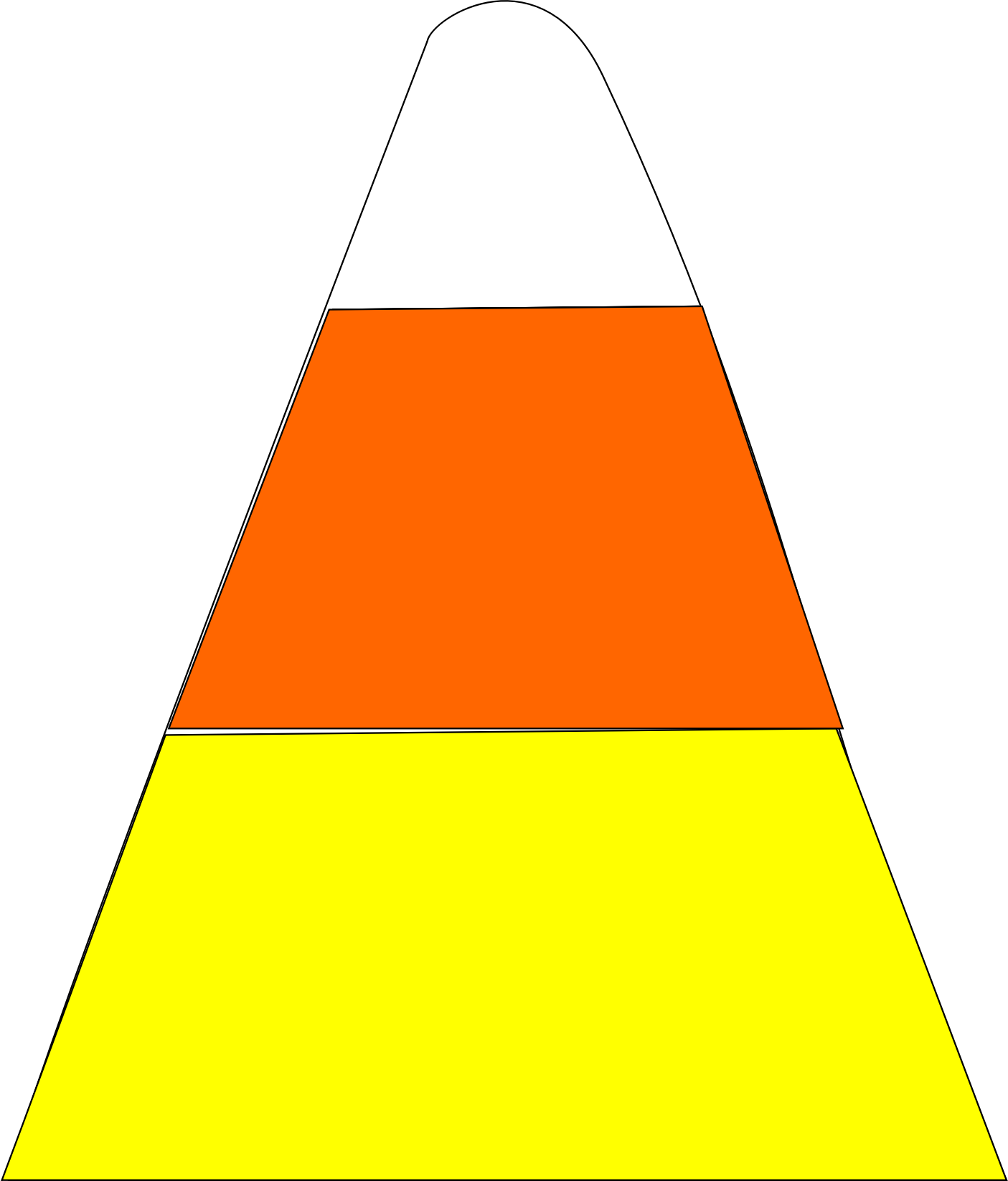 Candy Corn Clipart - 47 cliparts