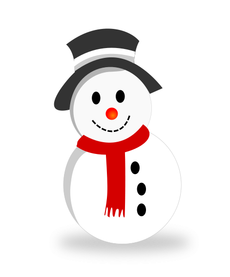Animated Snowman Clipart - ClipArt Best