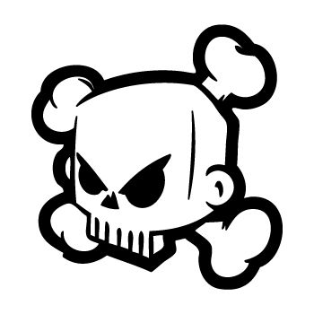 Cool Skull Logos - ClipArt Best