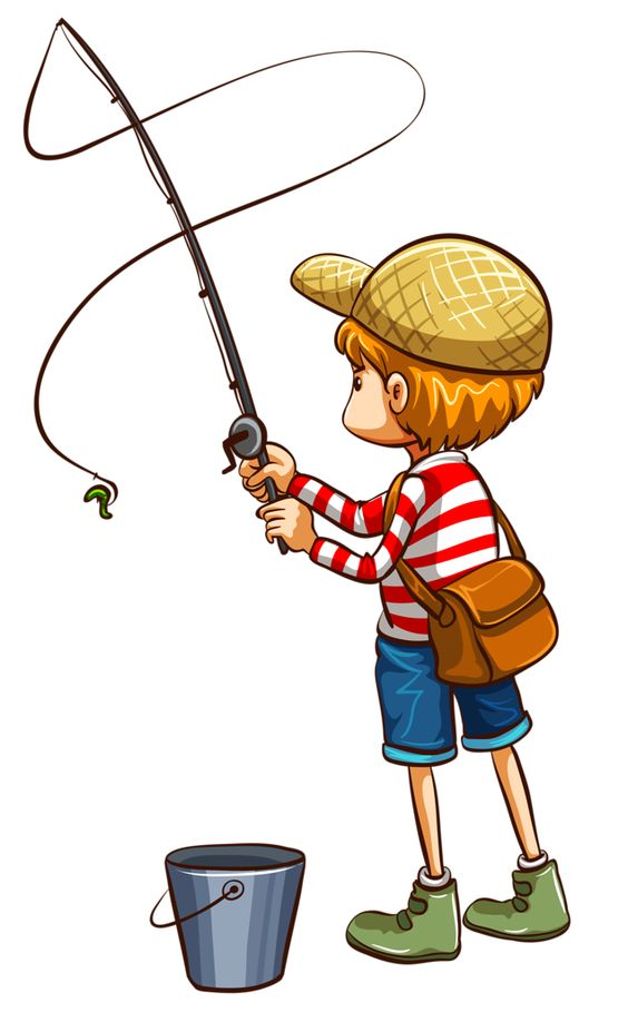 Go Fishing Clipart - ClipArt Best