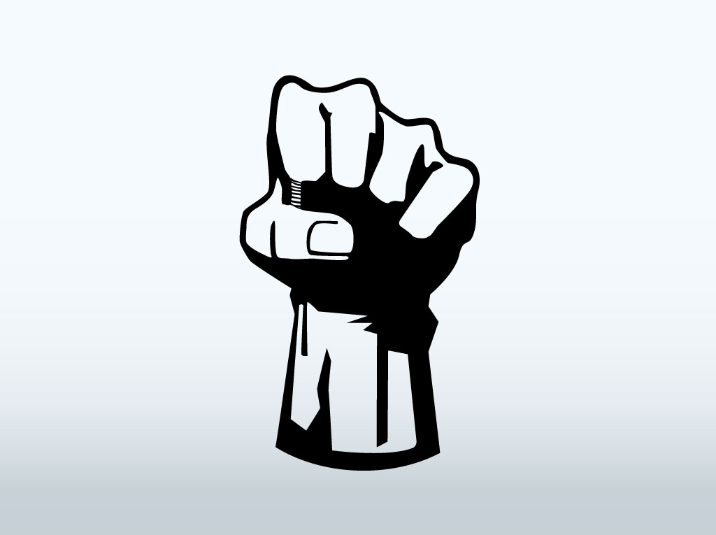 Hand Fist Clipart - ClipArt Best