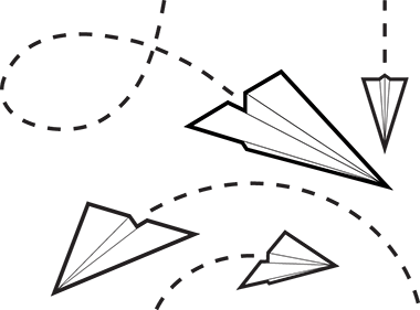 Animated Airplane Pictures also Trace The Line Pattern To Water The Flowers likewise 24929 Black China Dragon Paper Cut Pattern Vector 04 further Clipart Paper Airplane in addition Glas Eettafel. on paper airplane designs