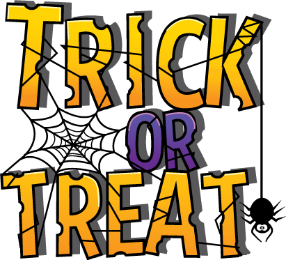 Clip Art Trick Or Treat Clipart trick or treat clip art clipart best clipartion com
