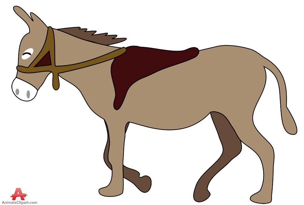 clip art donkey clipart best