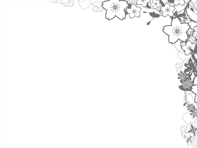 flower template powerpoint