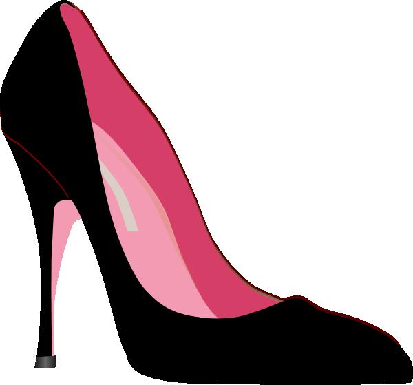 High Heel Clip Art - ClipArt Best