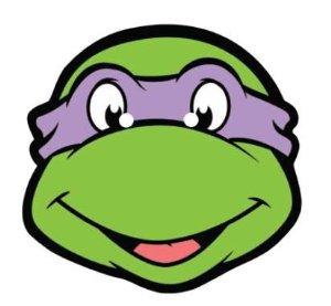 Teenage Mutant Ninja Turtles Donatello Face