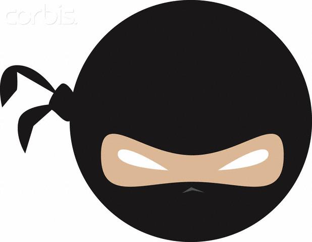 cartoon ninja clip art - photo #35