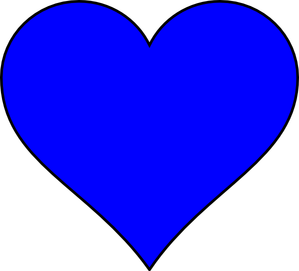 Heart Shapes To Print - ClipArt Best