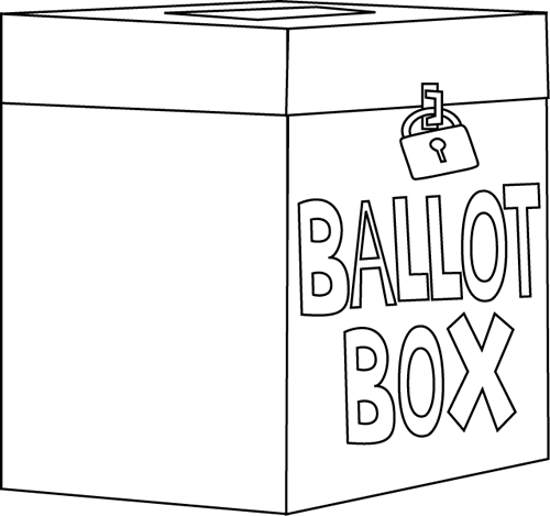 White Box With Black Outline - ClipArt Best