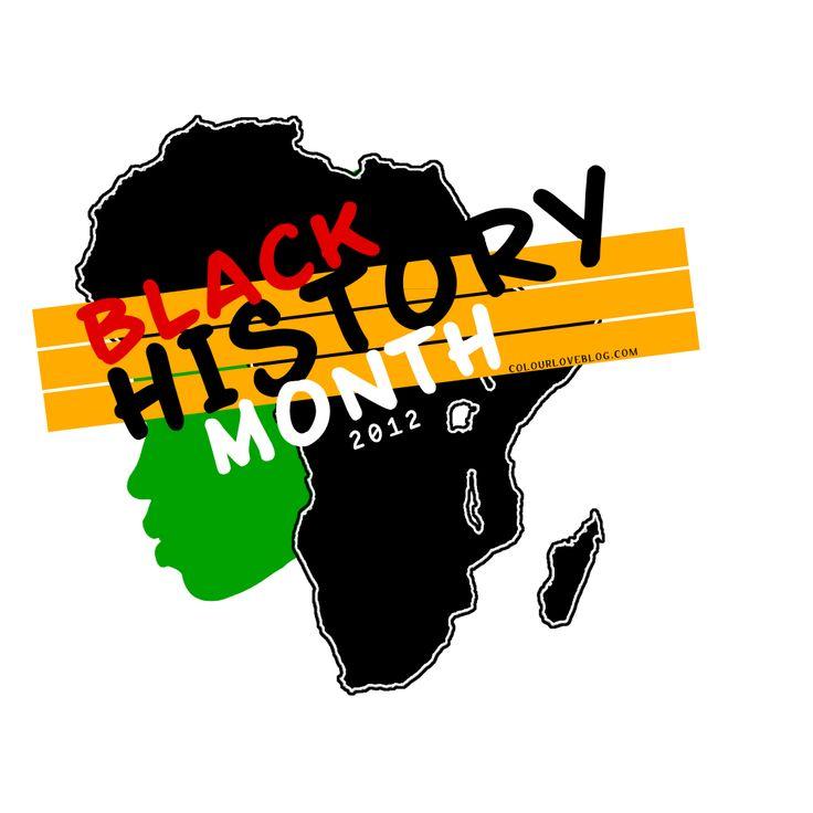 Black History Month Clip Art Clipart Best