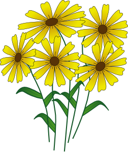 Free Spring Flower Garden - ClipArt Best