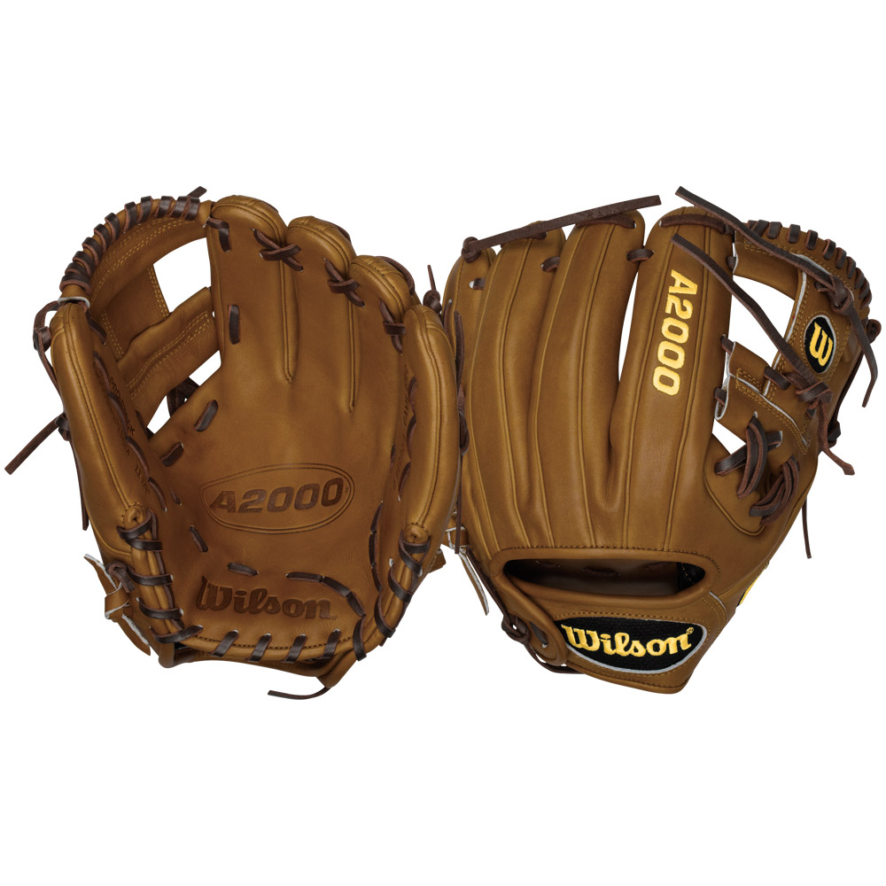 Wilson A2000 DP15GM Dustin Pedroia Model Baseball Glove