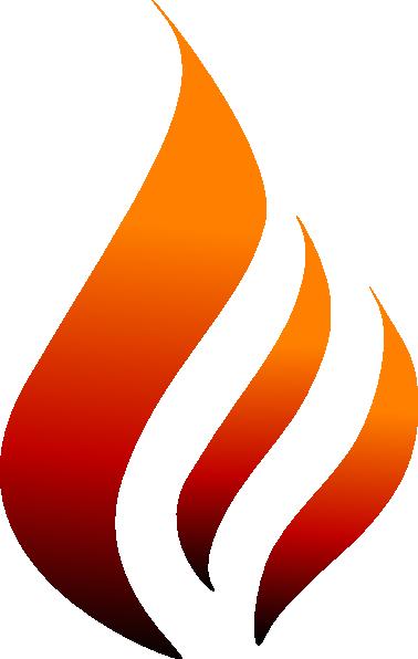 Flame Logo clip art - vector clip art online, royalty free ...