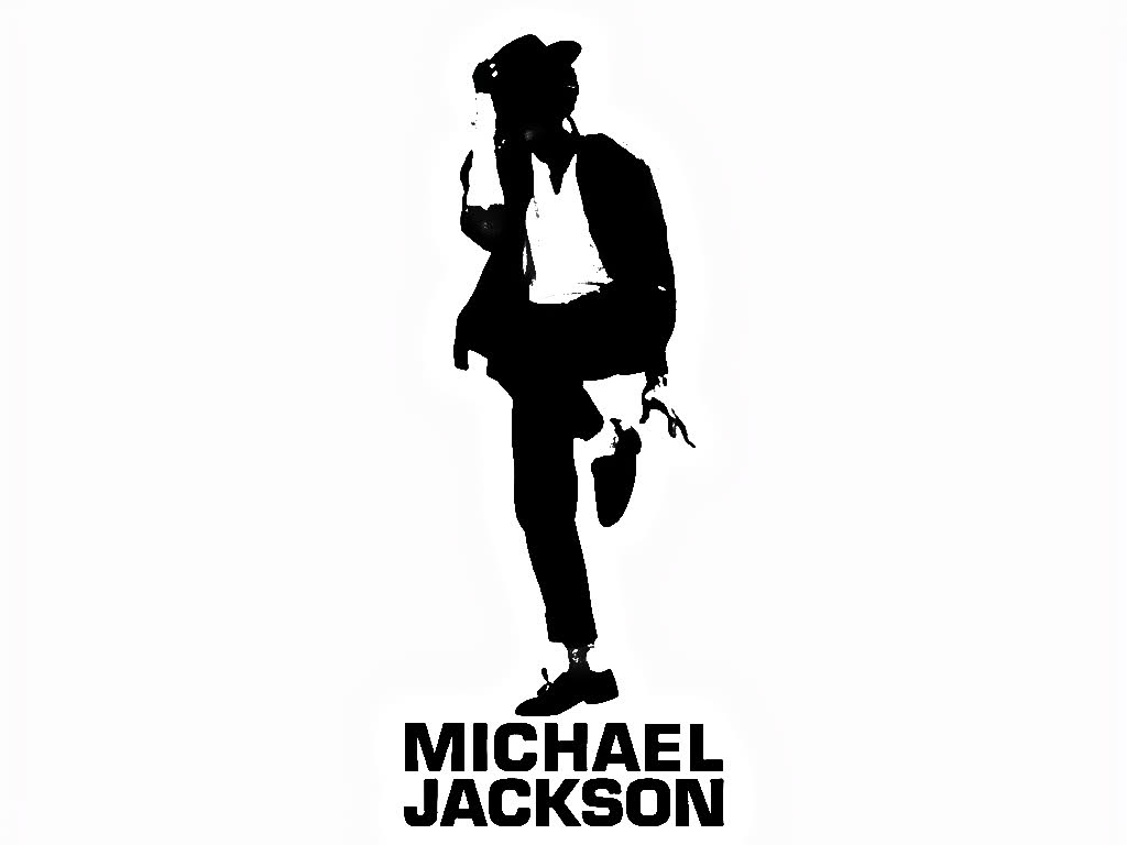 madradstalkers: Michael Jackson silhouette. - ClipArt Best ...