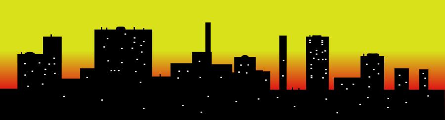 City Skyline - ClipArt Best