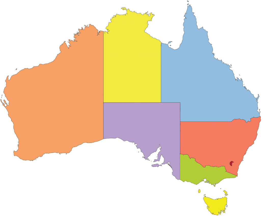 29 a map of australia for kids . Free cliparts that you can download ...