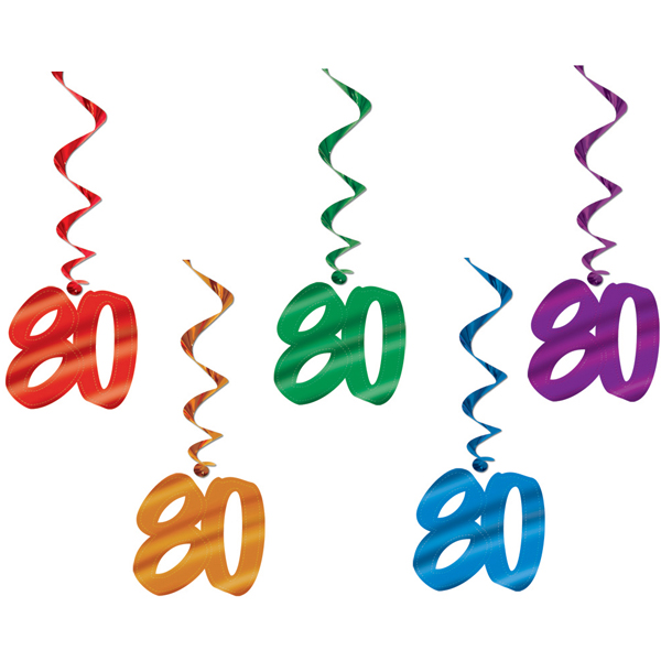 80th Birthday Clip Art Free - ClipArt Best