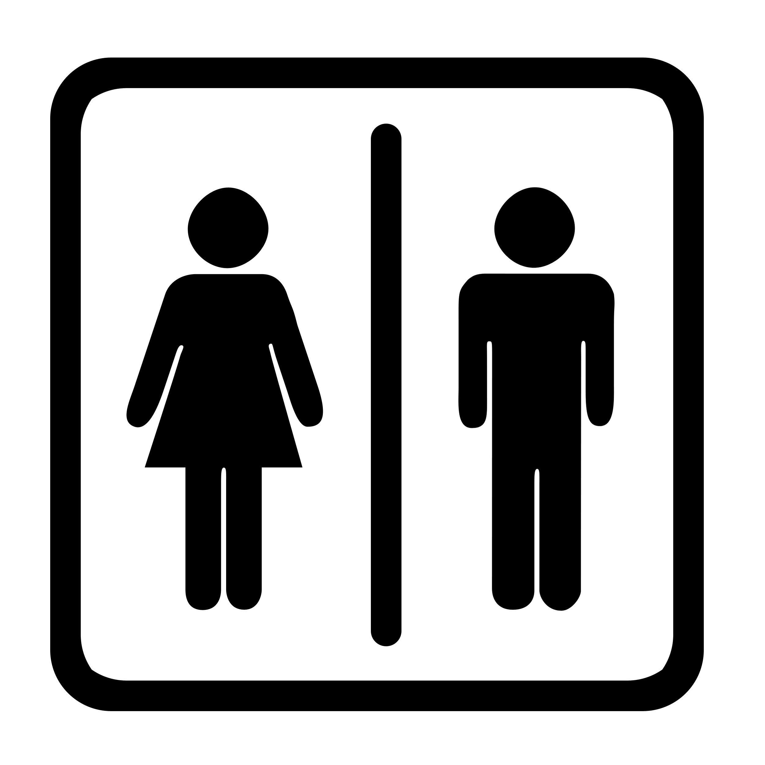 Toilet Sign - ClipArt Best
