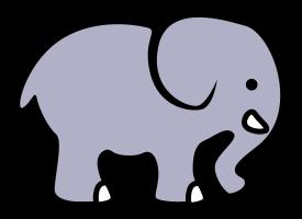 Cartoon Elephant Face - ClipArt Best