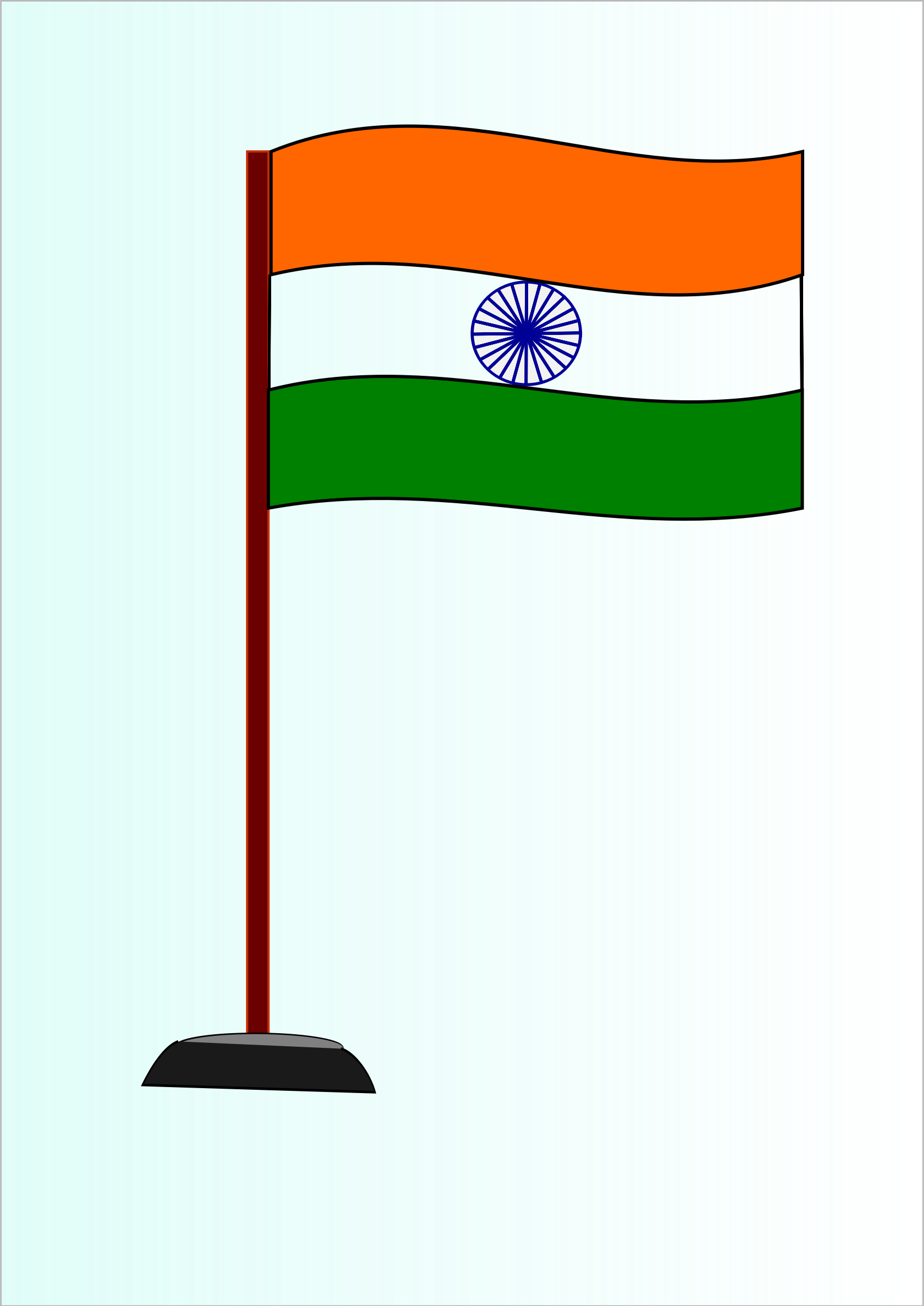 Indian Flag Logo - ClipArt Best