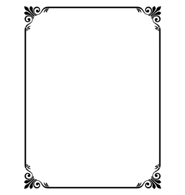 30 simple borders . Free cliparts that you can download to you ...