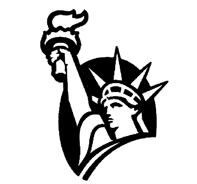 Lady Liberty Drawing - ClipArt Best