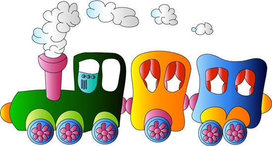 Children toys vectors
