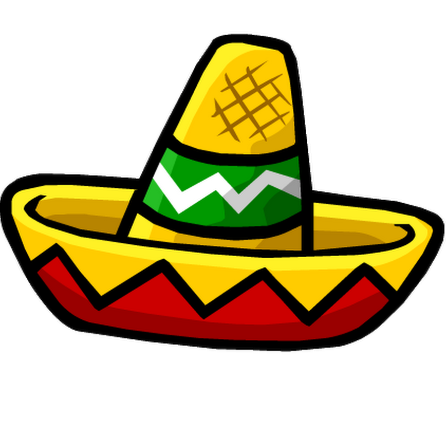 Mexican Hat Pictures Clipart Best Clipart Best