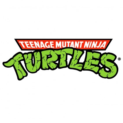 Teenage Mutant Ninja Turtles Vector Logo - ClipArt Best