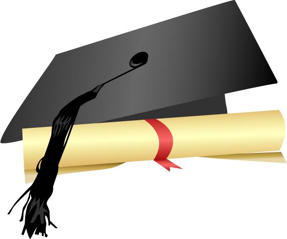 graduation scroll clip art free - photo #10