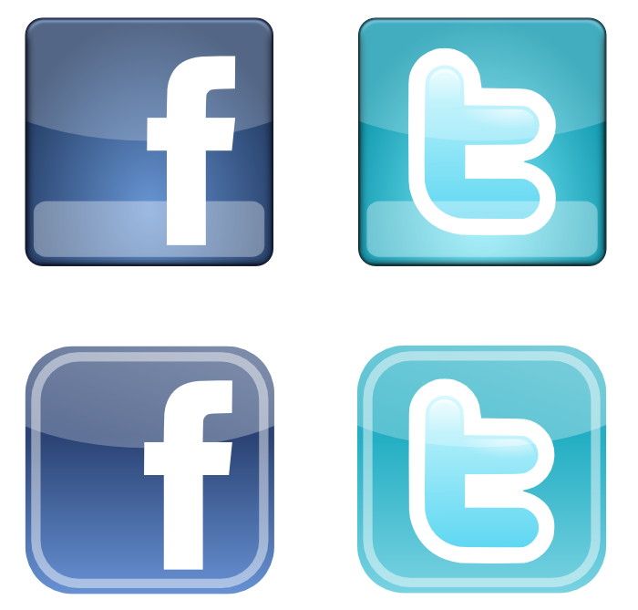 Facebook Icon Clipart Free