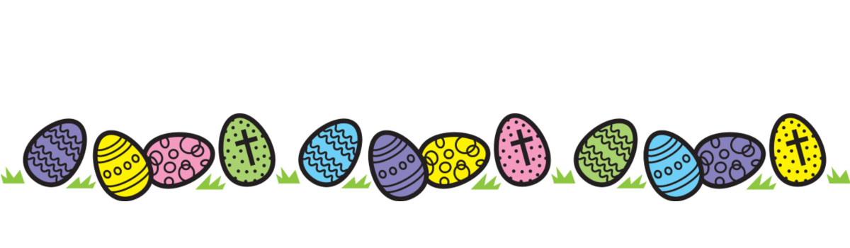 Easter Banner Clipart - ClipArt Best