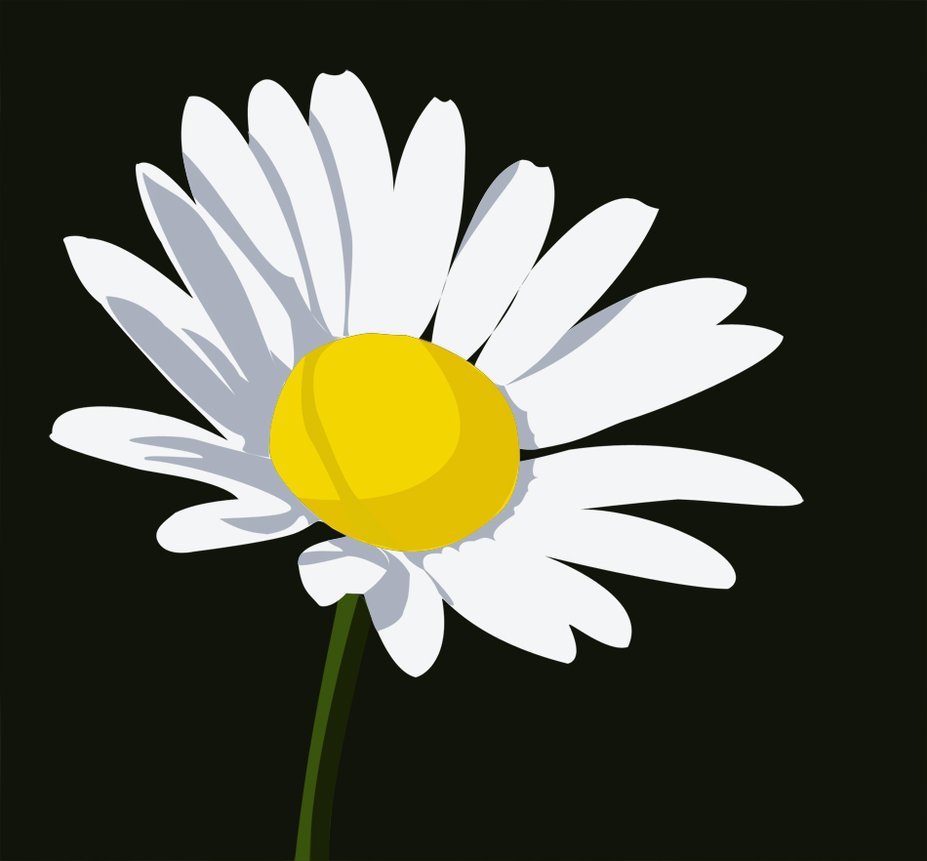 Daisy Vector - ClipArt Best