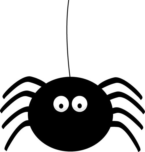 Spider clipart for kids - photo#27