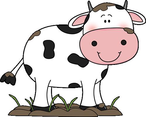 Cows Clip Art For Kids - ClipArt Best