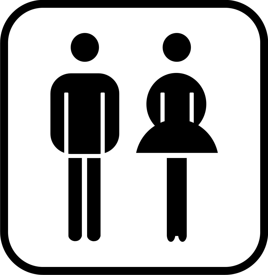 clipart wc uomini - photo #9