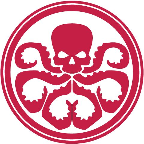 Hydra Sign - ClipArt Best  Octopus Symbol