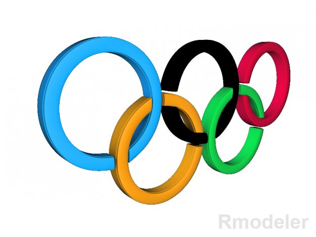 olympic symbol 3d clipart best olympic rings clipart Olympics Clip Art for Teachers