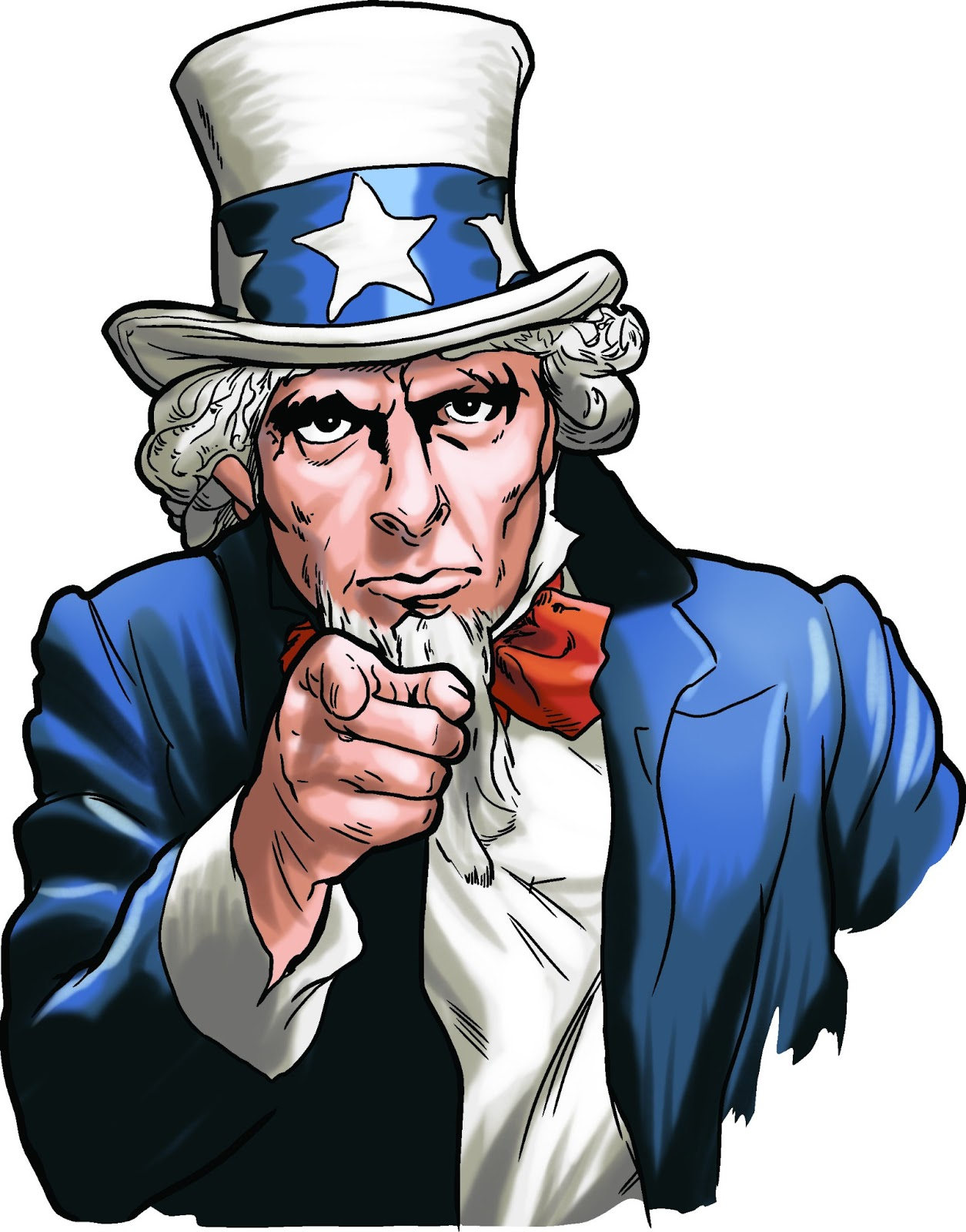 Uncle Sam Images - ClipArt Best