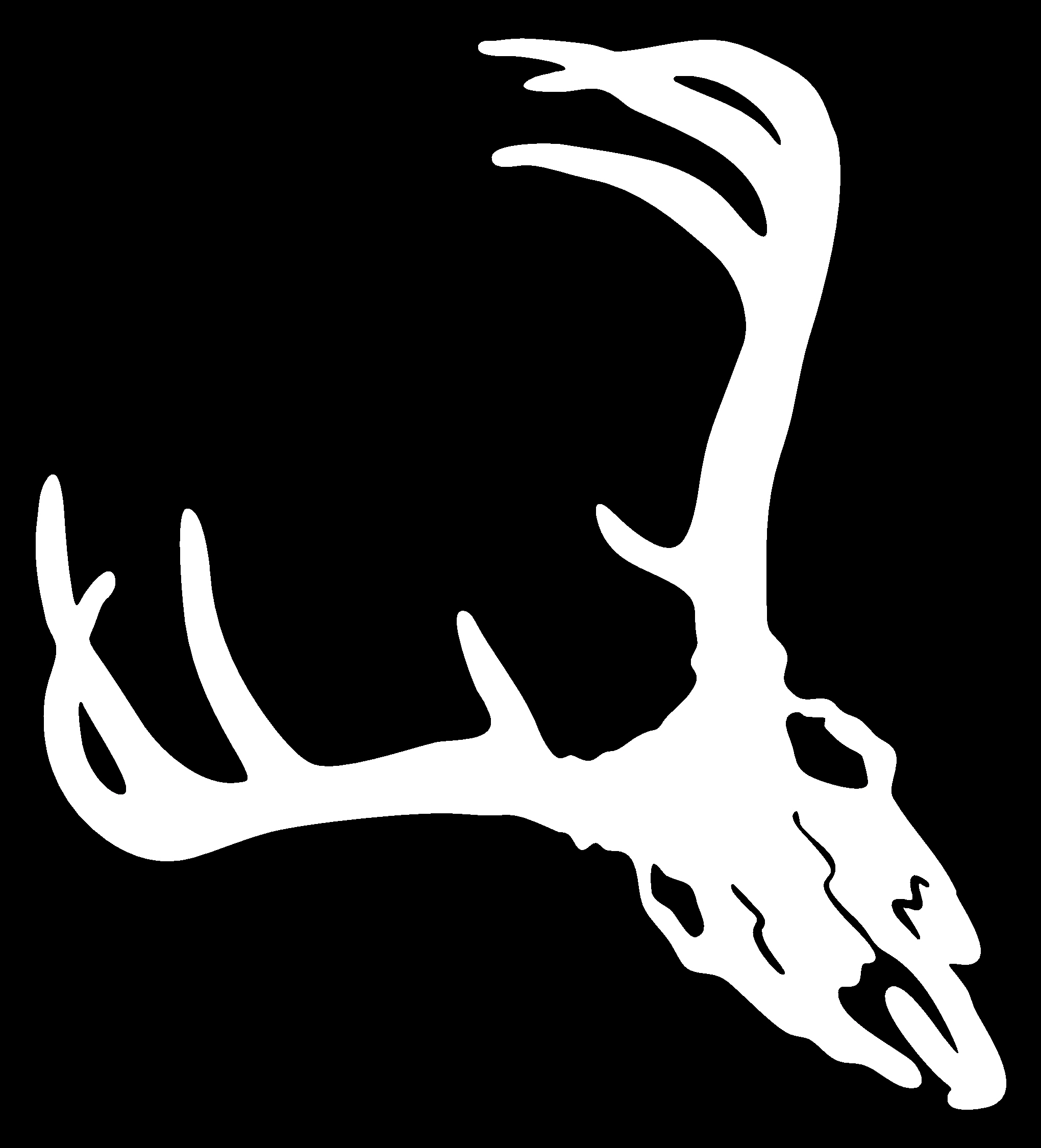 Deer Skull Pictures - ClipArt Best