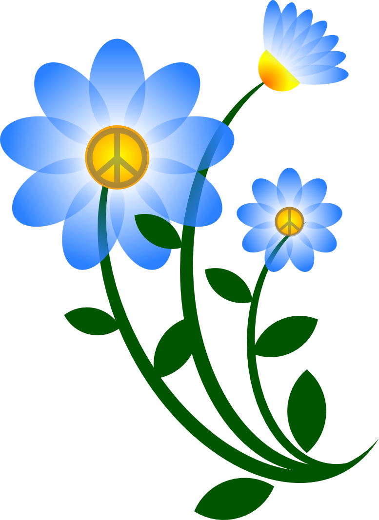 39 vector flower graphics . Free cliparts that you can download to you ...