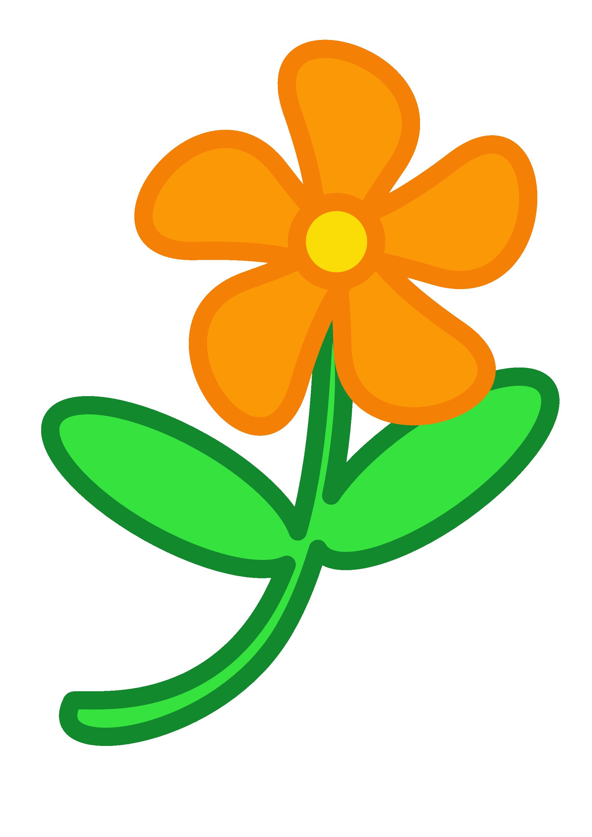 Fall Flower Clip Art ClipArt Best