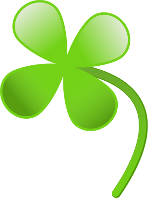 Free Clover Clipart - Public Domain Plant clip art, images and ...