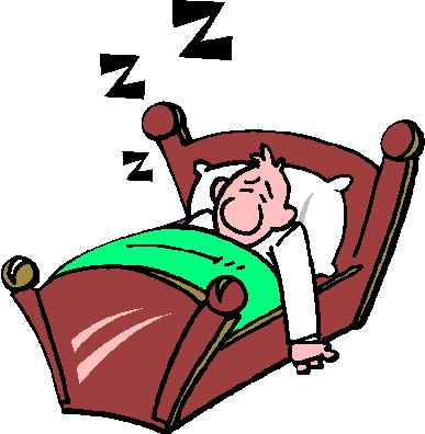 Go To Bed Clipart - ClipArt Best